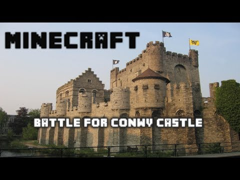 Minecraft - Battle For Conwy Castle Server