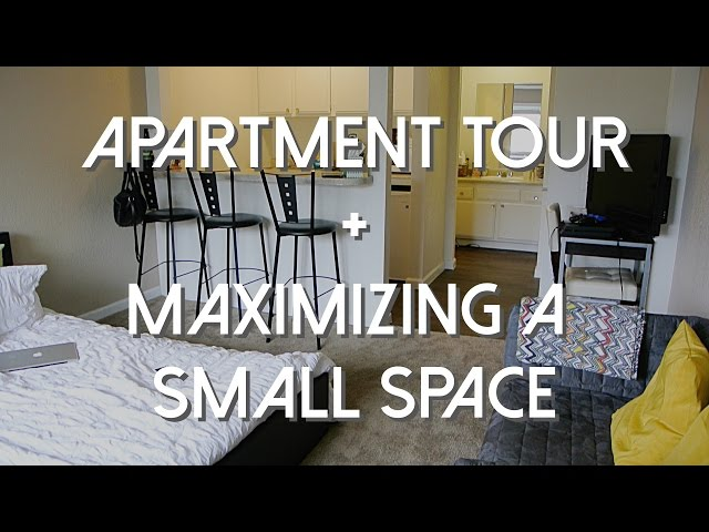 Maximizing Space In A Small Apartment space-saving ideas diy projects craft ideas & how to's for home