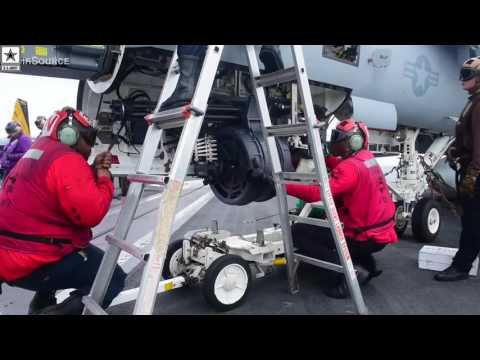 Military | Aircraft Carrier Operations: Aboard a Floating City at Sea