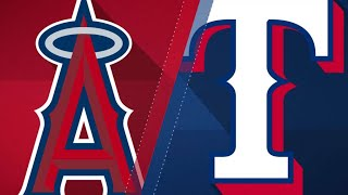 Rangers rally in 8th for 8-6 win over Angels: 8/16/18