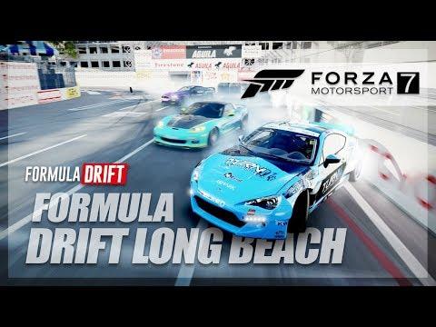 Forza Motorsport 7 - FORMULA DRIFT RECREATION! (New Drift Kit)