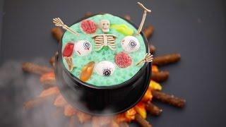 Witch's Brew Halloween Dessert (BONUS EPISODE) - Gemma's Bigger Bolder Baking