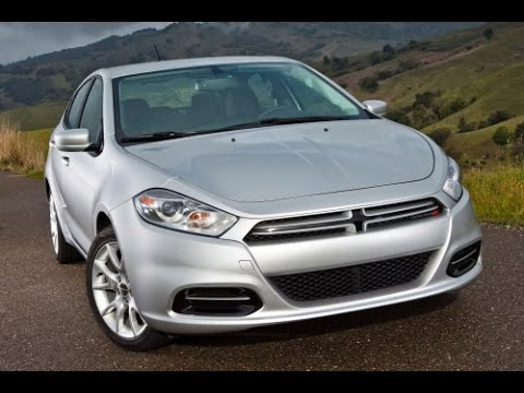 2015 Dodge Dart Start Up and Review 2.4 L 4-Cylinder