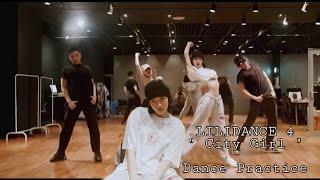 "Download LISA BLACKPINK - City Girl Chris Brown "" Lili Dance 4 "" Practice"