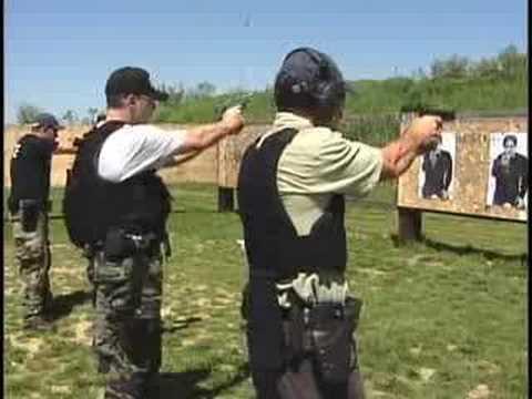 Police Gun Training