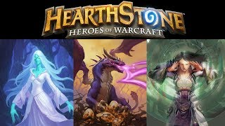 Hearthstone Dragons and Girls and Other Decks