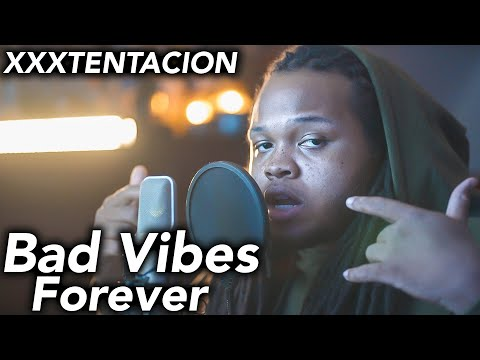 XXXTENTACION - Bad Vibes Forever (Kid Travis Cover)