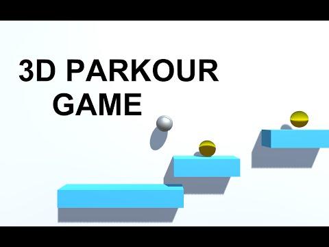 STOP JUMPING!!! | 3D Parkour Ball Game