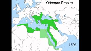 Rise and Fall of the Ottoman Empire 1300 - 1923