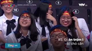 10 màn giới thiệu hài hước của thí sinh Đường lên đỉnh Olympia