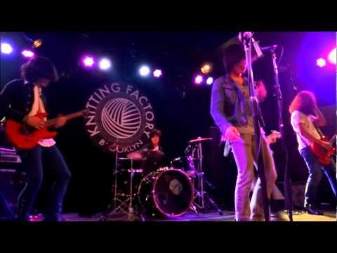 Stiletto Live?! - New York City Blues