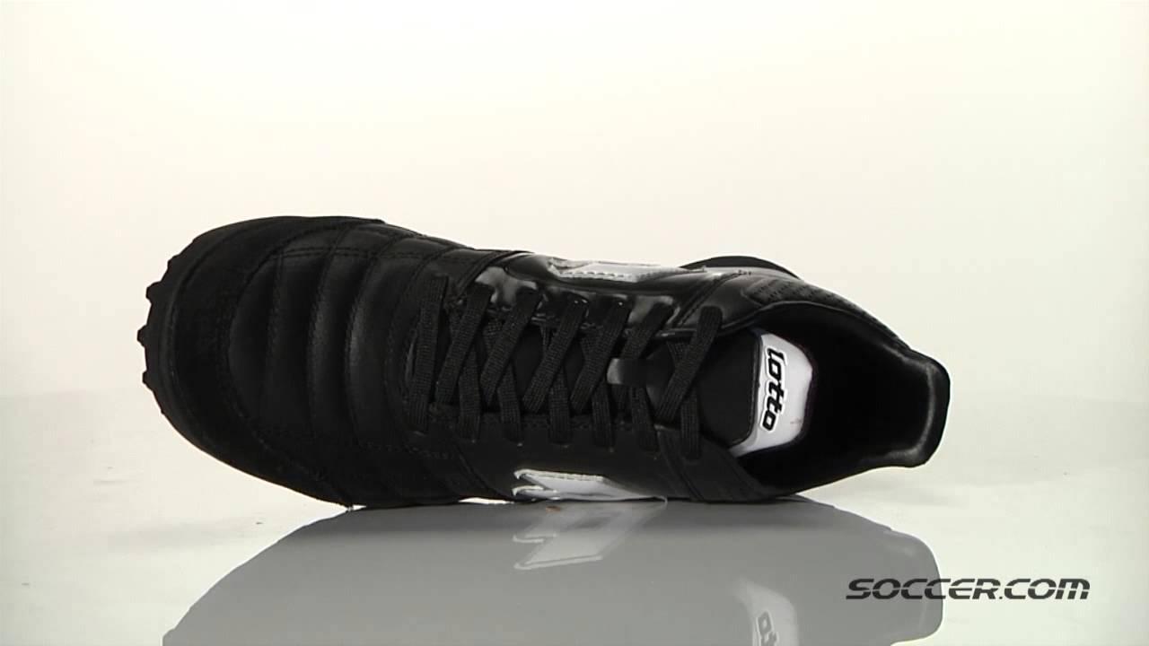 85a548ab960 Lotto Stadio Potenza III 300 TF Turf Soccer Shoes 75495 - YouTube