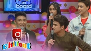 ASAP Chillout: Darren, Maymay, Edward and Markus speak foreign languages
