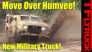 Humvee vs JLTV: Here's What It's Like to Drive The New Humvee Replacement Off-Road! thumbnail