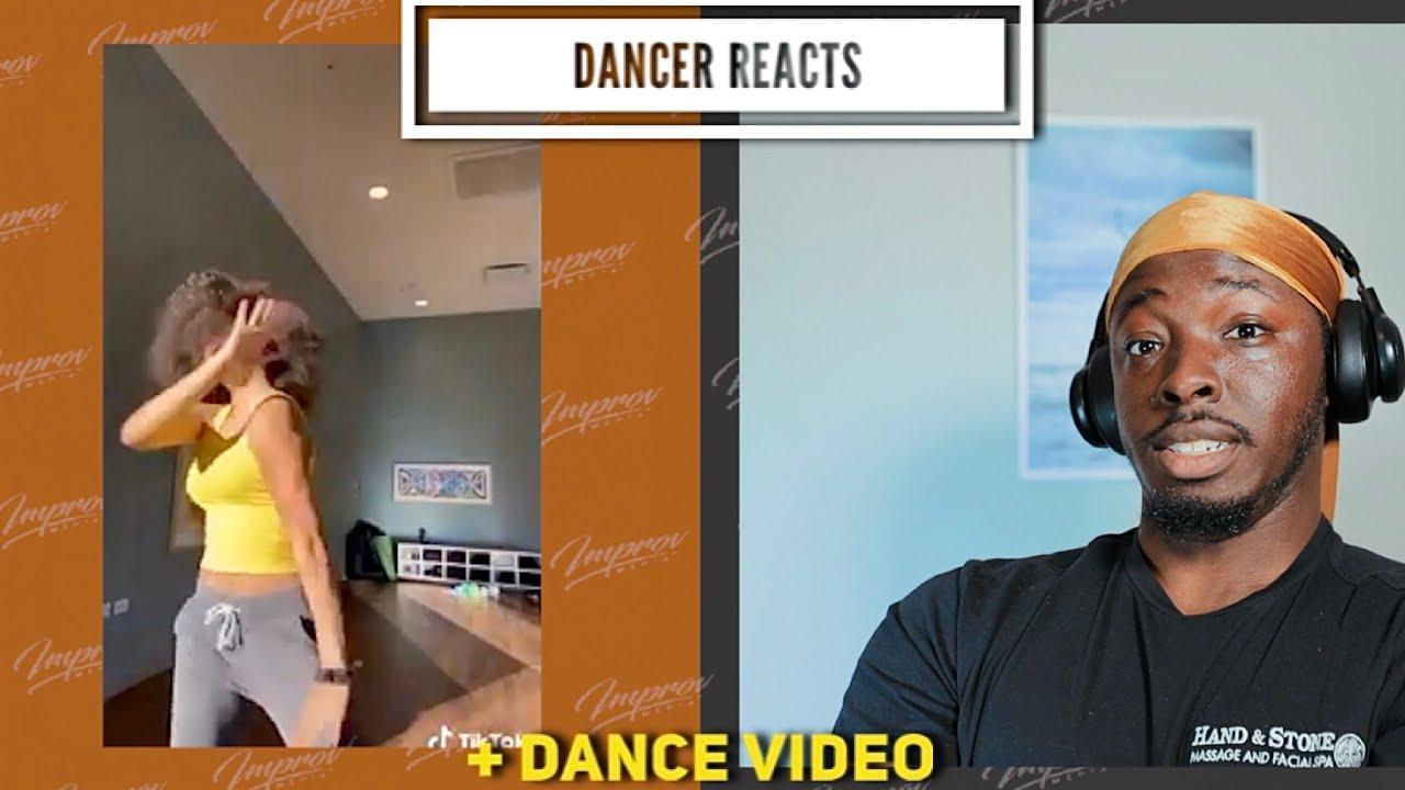 Dancer Reacts | Sofia Wylie - TikTok Dance Compilation 2020