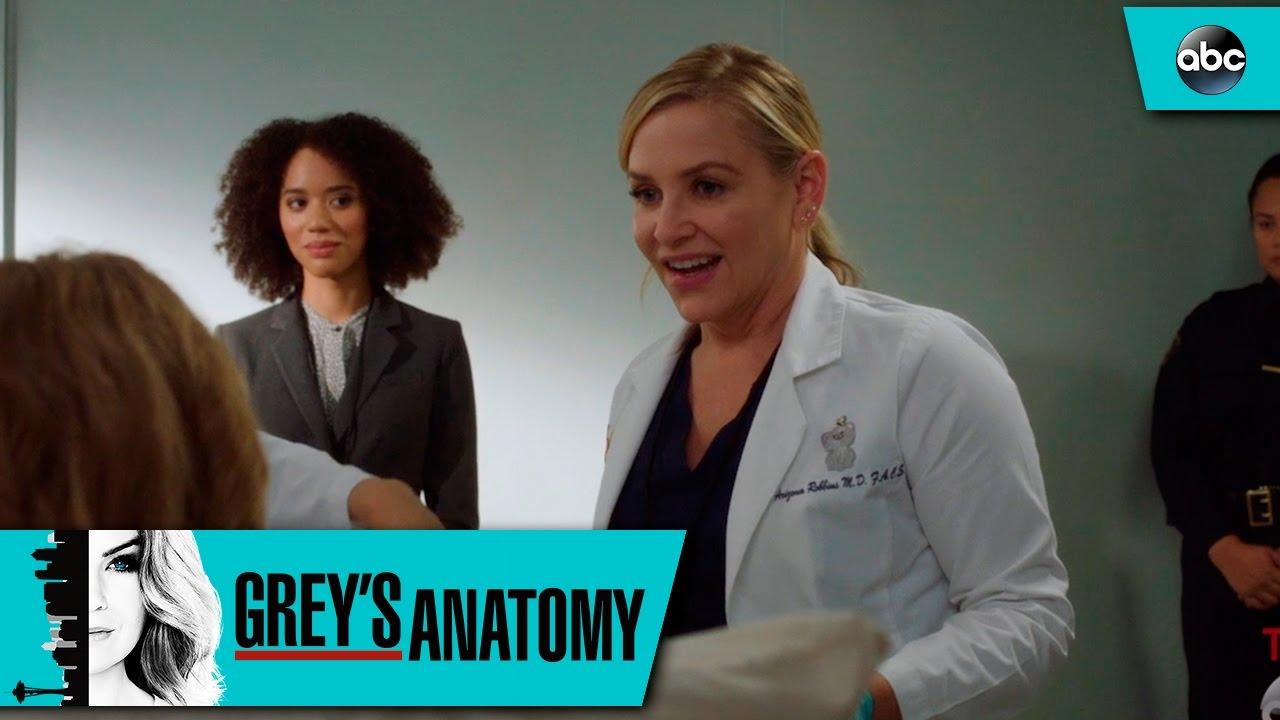 Sneak Peek - Grey's Anatomy - YouTube