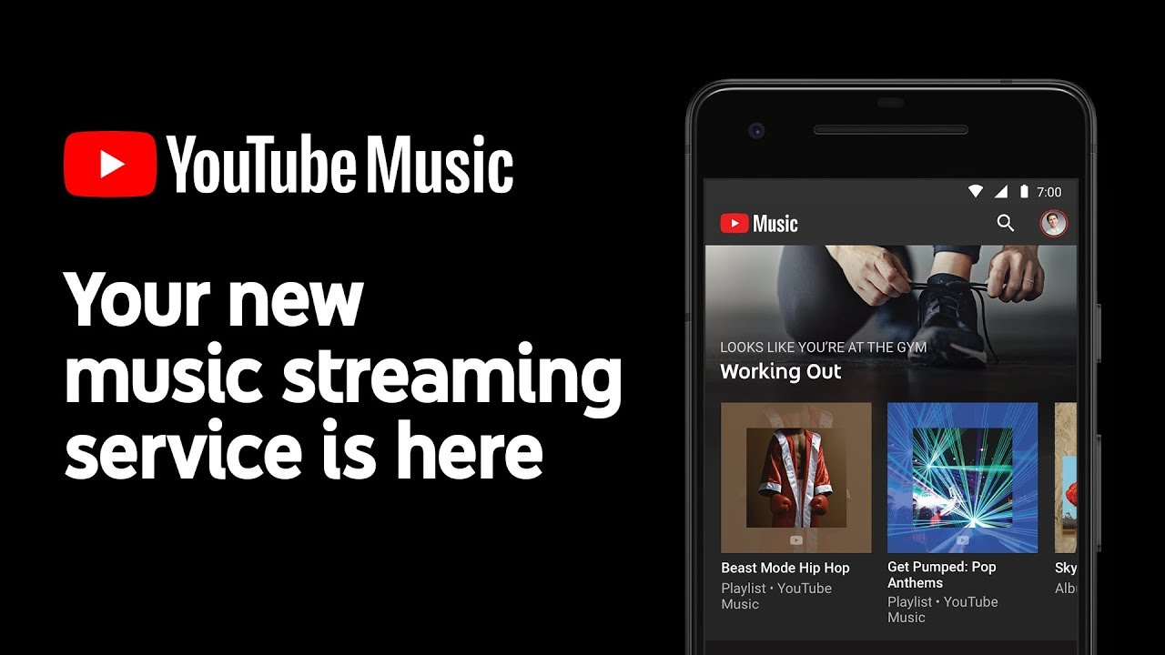 YouTube Music rolls out: 'Leading with audio is the key for us'