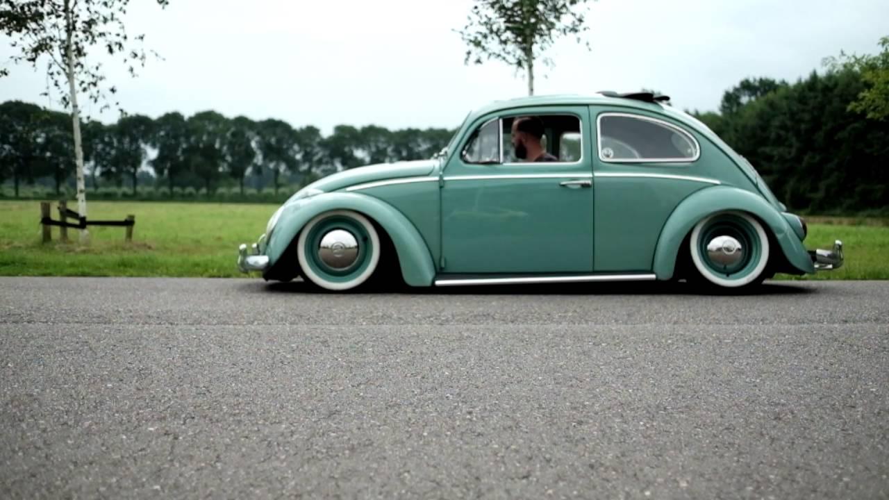 vw beetle ragtop  airride youtube