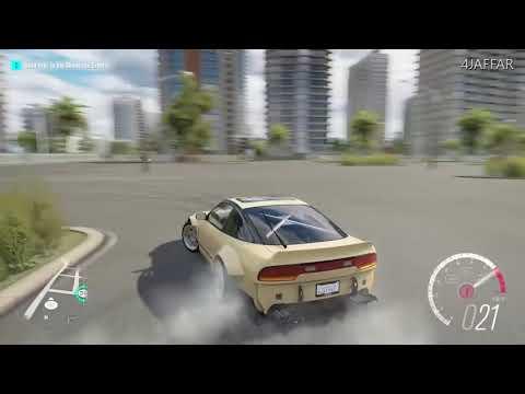 Fh3 drift 240sx