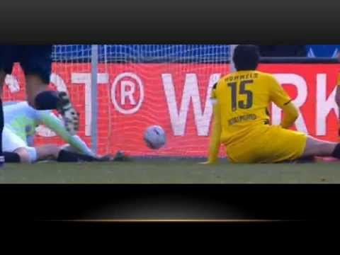 2:3 Hannover 96 - Borussia Dortmund 21.03 Bundesliga 2015