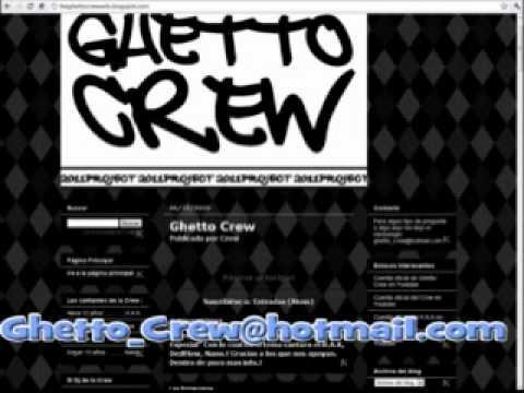 Ghetto Crew Web