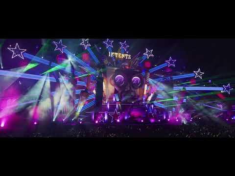 Intents Festival 2018 - Endshow Saturday - 4K