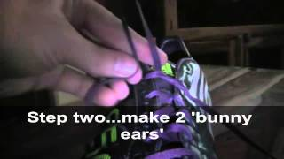 How to Tie shoelaces easily - Best way for Kids to learn   EASY