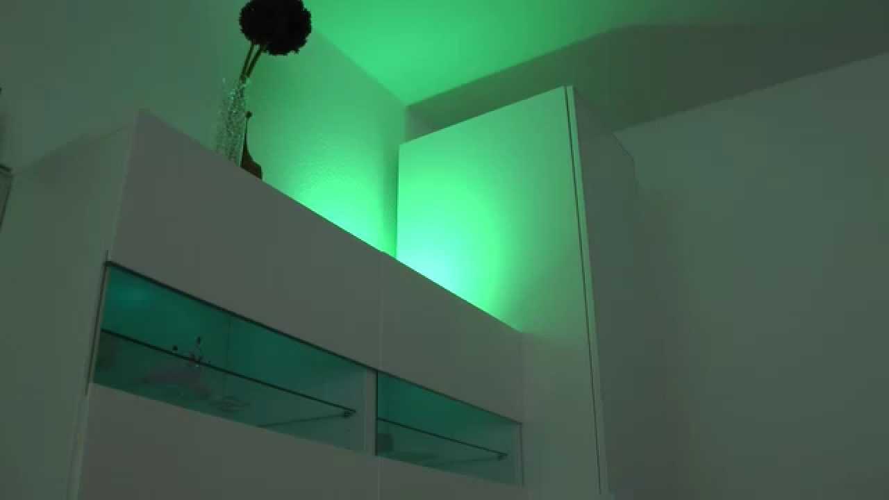 ikea wand wei wohnwand framsta und besta youtube. Black Bedroom Furniture Sets. Home Design Ideas