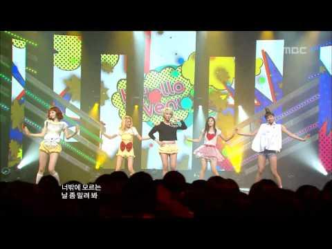 Hello Venus - Venus, 헬로 비너스 - 비너스, Music Core 20120512