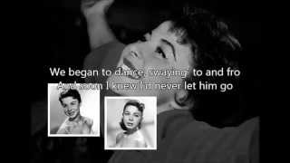 EYDIE GORME - Blame It On The Bossa Nova(1963)with lyrics