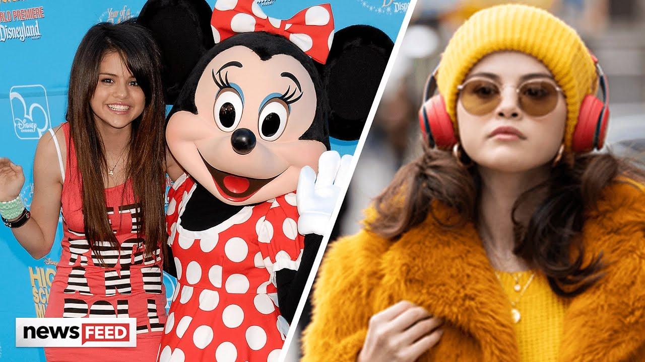 Selena Gomez REVEALS How She 'Signed Her Life Away' To Disney
