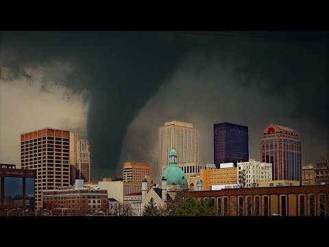 The Tornado Outbreak Of Dayton Ohio / 2019