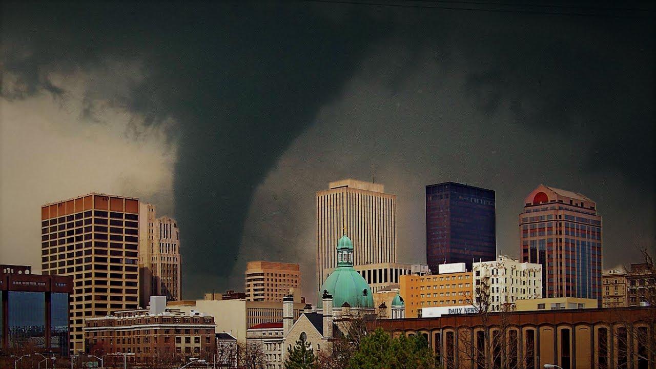 The Tornado Outbreak Of Dayton Ohio 2019 Youtube