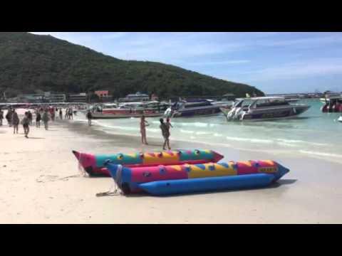 Half day Coral Island tour at Pattaya