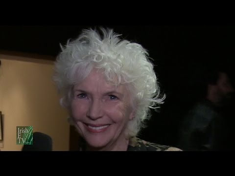 Fionnula Flanagan chats with IrishETV about the importance of Irish film in LA