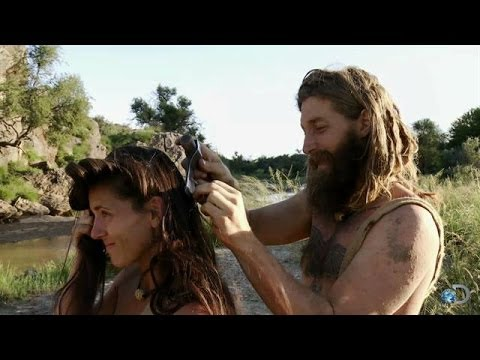 Hatchet Haircut | Naked and Afraid