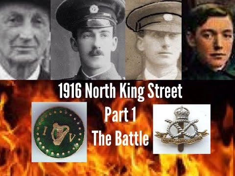 1916 North King Street The Battle