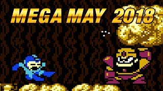 Mega Man 1 (NES) - Mega May 2018