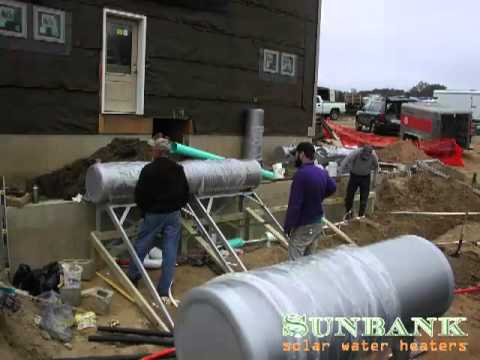 Bethlehem Farm Solar Radiant and Water Heating