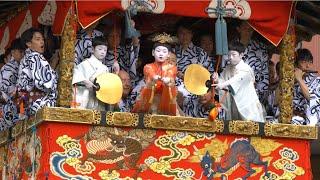 [4K] 2019年07月12日 祇園祭 先祭 鉾曳き初め Gion Matsuri (Kyoto, Japan)