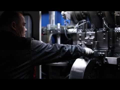 Производство  упаковочной пряжки / Wire buckle production