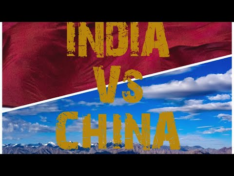 China's conspiracy against india