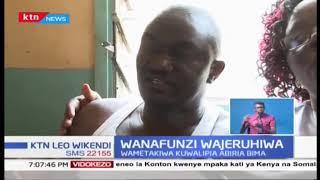 Wanafunzi wa Nangina wauguza majeraha baada ya kupata ajali