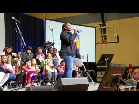 West Bemis Middle School Talent show(3)