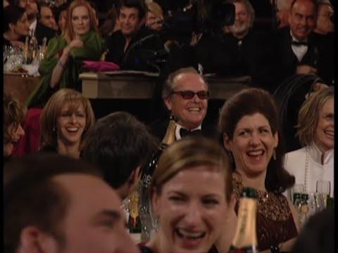 Al Pacino admires Jack Nicholson