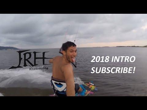 JRH Kiteboarding - Intro Loop