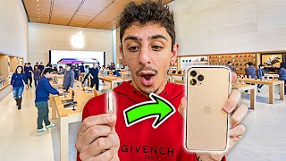 Trading a Paperclip FOR an iPhone 11 **IT WORKED**