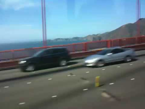 Earthquake For Golden Gate Bridge, San Francisco  2010?