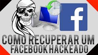 🔴 Como recuperar um Facebook hackeado(Perdido) 2016/2017 l restaurar facebook 2016/2017