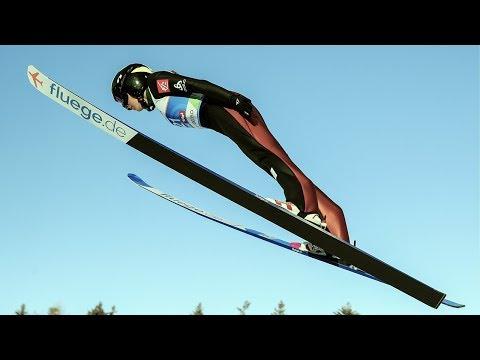 Прыжки на лыжах с трамплина. Чистый экстрим